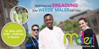 werde Maler in Rheine: 15.03.2019