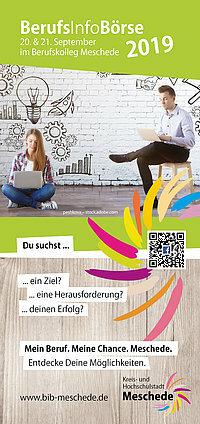 BerufsInfoBörse - Das Original im Sauerland: 20. - 21.09.2019 in Meschede
