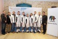 """""""Alle für einen!"""" – Maler Nationalteam trainiert für EuroSkills 2016"""