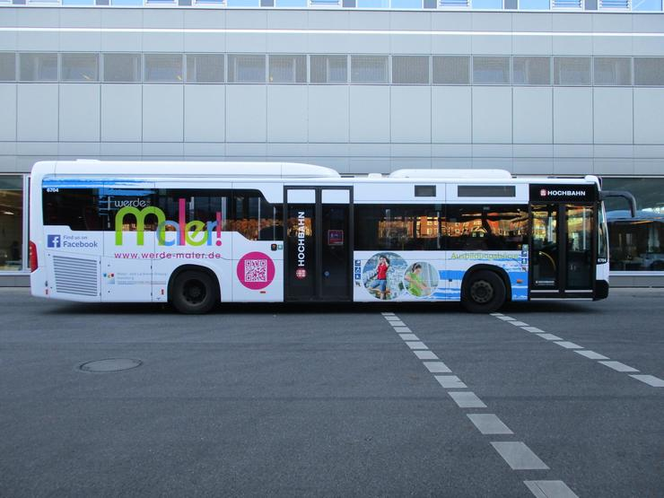 Bus werde Maler Maler- und Lackiererinnung Hamburg