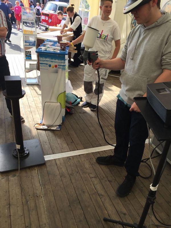 Ausbildungsbörse 13.06.2018 - Maler- und Lackiererinnung Hagen